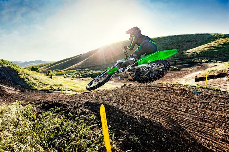 2020 Kawasaki KX 250 in Gaylord, Michigan - Photo 8