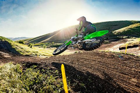 2020 Kawasaki KX 250 in West Burlington, Iowa - Photo 8