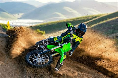 2020 Kawasaki KX 250 in Bellevue, Washington - Photo 9