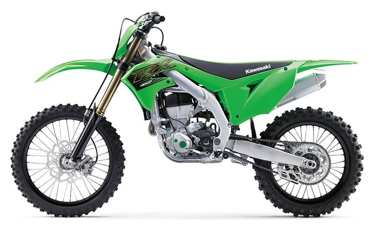 2020 Kawasaki KX 450 in Gaylord, Michigan - Photo 2