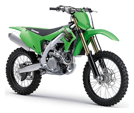 2020 Kawasaki KX 450 in Gaylord, Michigan - Photo 3