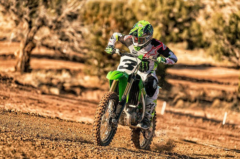 2020 Kawasaki KX 450 in Bennington, Vermont - Photo 4