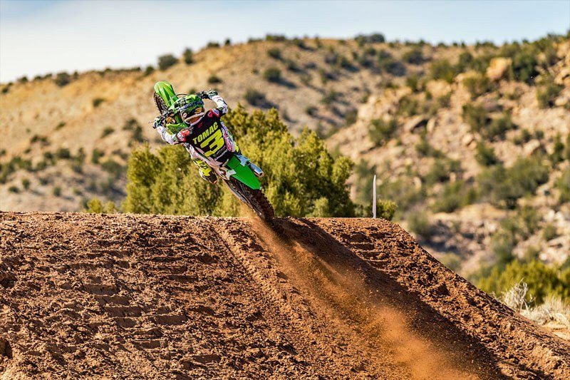 2020 Kawasaki KX 450 in Laurel, Maryland - Photo 5