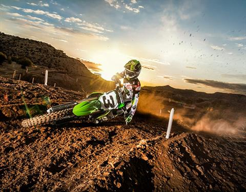 2020 Kawasaki KX 450 in Sacramento, California - Photo 9
