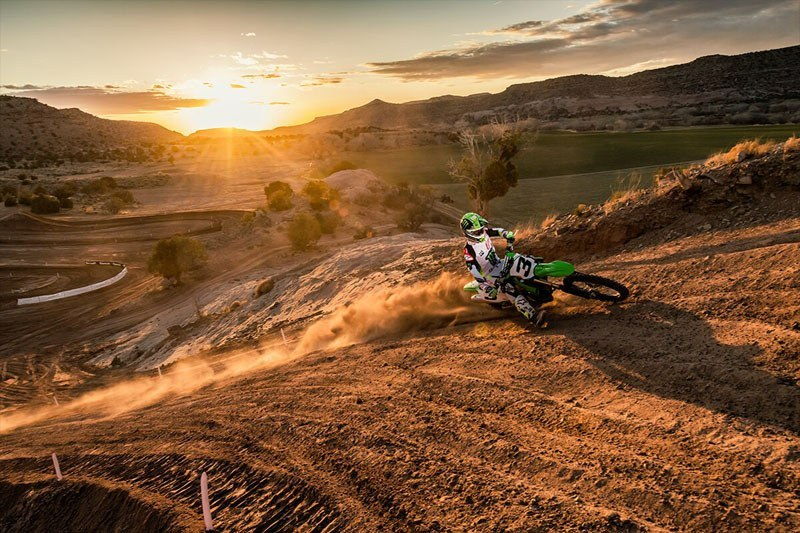 2020 Kawasaki KX 450 in Gaylord, Michigan - Photo 8