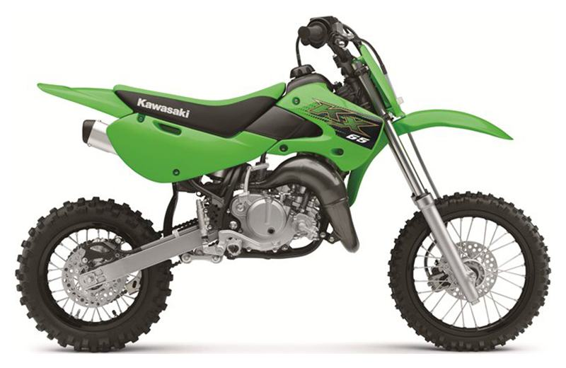 2020 Kawasaki KX 65 in Dubuque, Iowa - Photo 1