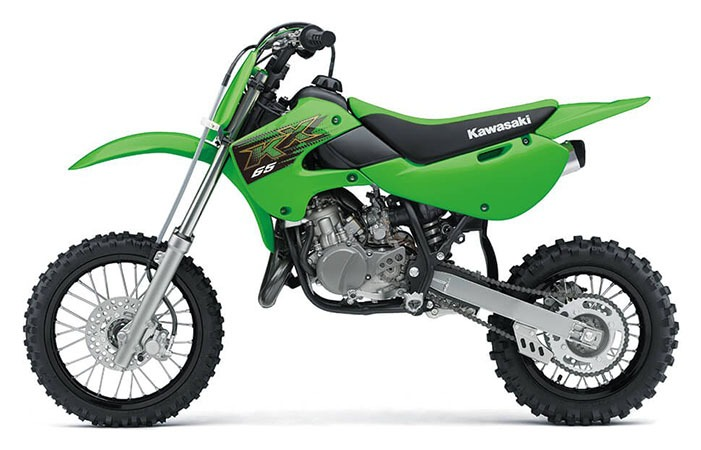 2020 Kawasaki KX 65 in Cambridge, Ohio - Photo 2