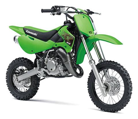 2020 Kawasaki KX 65 in Mount Pleasant, Michigan - Photo 3