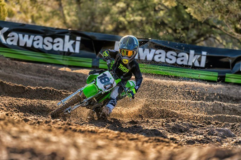 2020 Kawasaki KX 65 in Mount Pleasant, Michigan - Photo 5