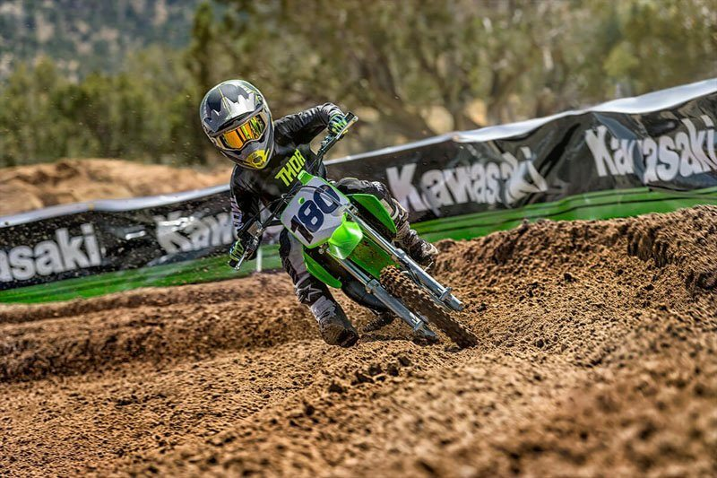 2020 Kawasaki KX 65 in Howell, Michigan - Photo 7