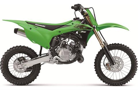2020 Kawasaki KX 85 in Redding, California