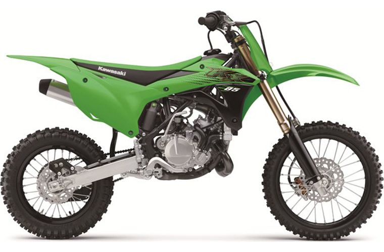 2020 Kawasaki KX 85 in Bellevue, Washington - Photo 1