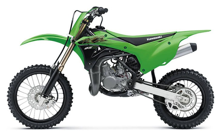 2020 Kawasaki KX 85 in Marietta, Ohio - Photo 2
