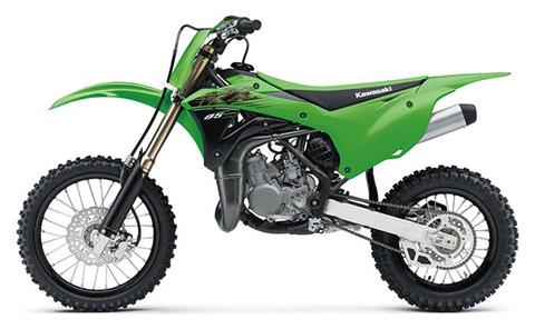 2020 Kawasaki KX 85 in Gaylord, Michigan - Photo 2