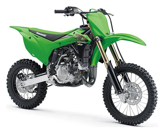 2020 Kawasaki KX 85 in Gaylord, Michigan - Photo 3