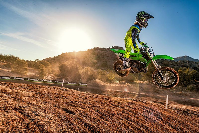 2020 Kawasaki KX 85 in Gaylord, Michigan - Photo 4