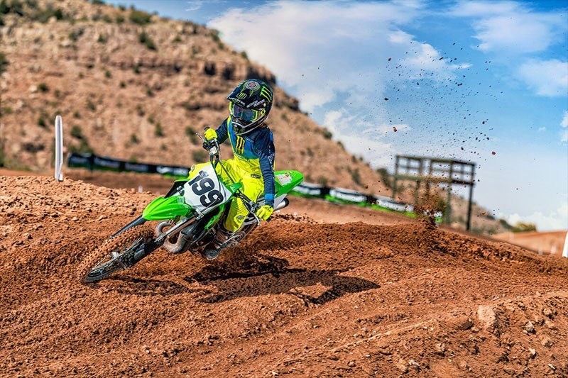 2020 Kawasaki KX 85 in Albemarle, North Carolina - Photo 5