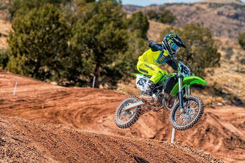 2020 Kawasaki KX 85 in Gaylord, Michigan - Photo 7