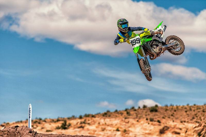 2020 Kawasaki KX 85 in Farmington, Missouri - Photo 8