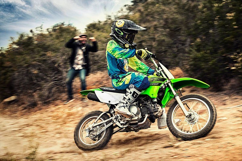 2020 Kawasaki KLX 110 in Plymouth, Massachusetts - Photo 5