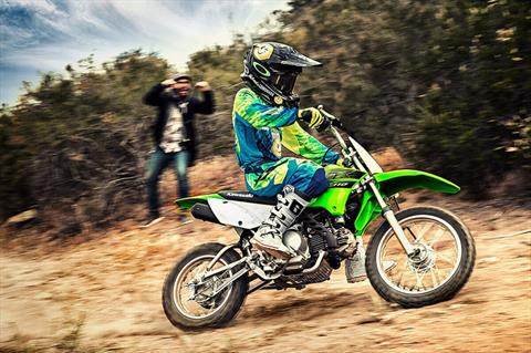 2020 Kawasaki KLX 110 in Ukiah, California - Photo 5