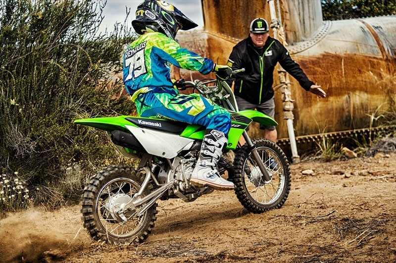 2020 Kawasaki KLX 110 in Middletown, New Jersey - Photo 6