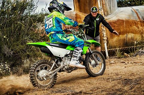 2020 Kawasaki KLX 110 in Oak Creek, Wisconsin - Photo 6