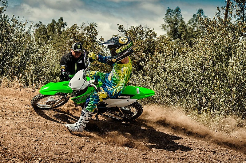 2020 Kawasaki KLX 110 in Bellevue, Washington - Photo 7