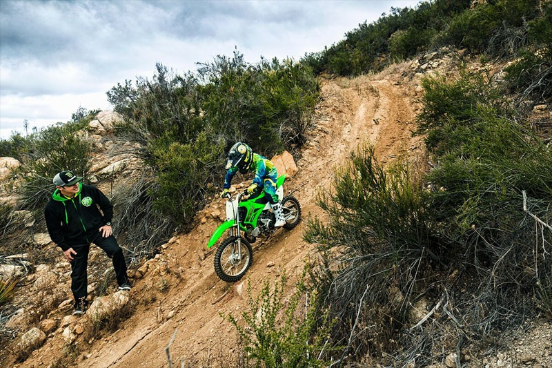 2020 Kawasaki KLX 110 in Ukiah, California - Photo 8