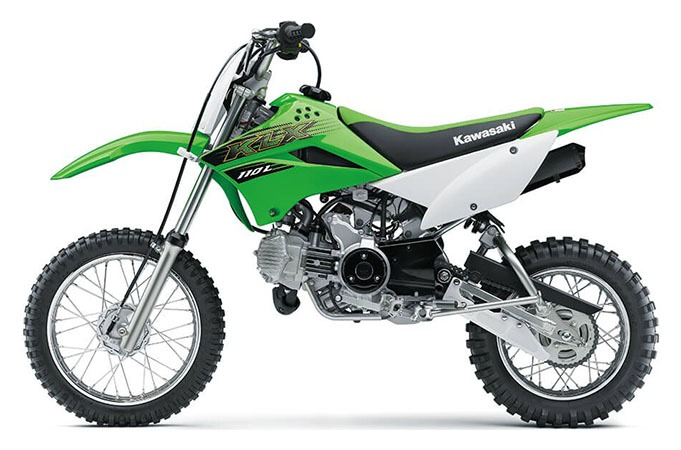 2020 Kawasaki KLX 110L in Mount Pleasant, Michigan - Photo 2