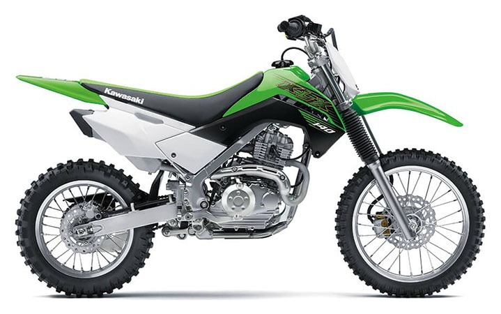 2020 Kawasaki KLX 140 in Barre, Massachusetts - Photo 1