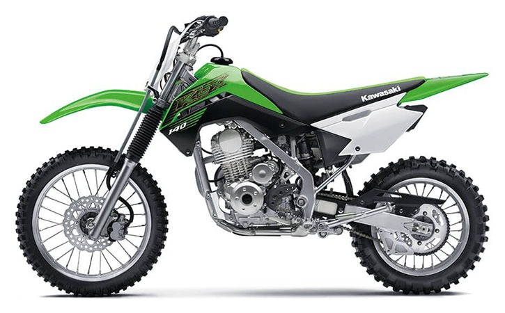 2020 Kawasaki KLX 140 in Barre, Massachusetts - Photo 2