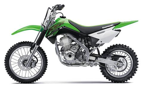 2020 Kawasaki KLX 140 in Bellevue, Washington - Photo 2