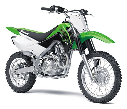 2020 Kawasaki KLX 140 in Belvidere, Illinois - Photo 3