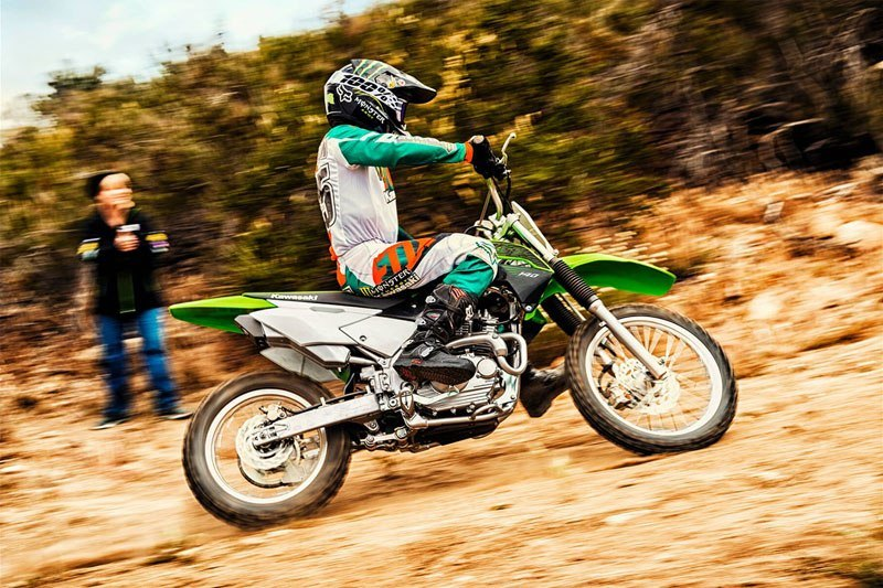 2020 Kawasaki KLX 140 in Albemarle, North Carolina