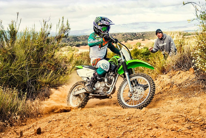2020 Kawasaki KLX 140 in Jamestown, New York - Photo 5