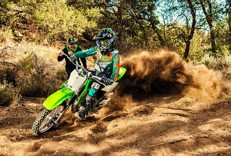 2020 Kawasaki KLX 140 in Jamestown, New York - Photo 6