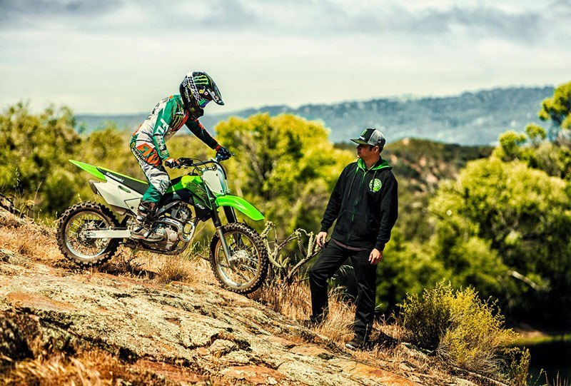 2020 Kawasaki KLX 140 in Barre, Massachusetts - Photo 8