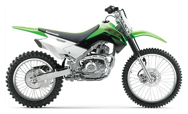2020 Kawasaki KLX 140G in Ashland, Kentucky - Photo 1
