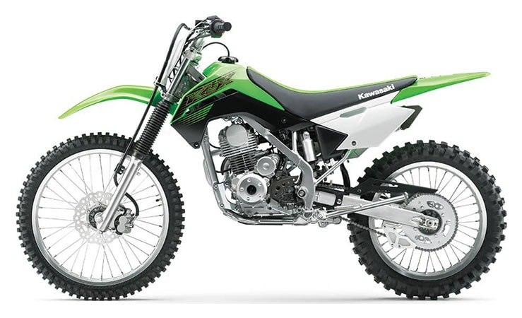 2020 Kawasaki KLX 140G in Mount Pleasant, Michigan - Photo 2
