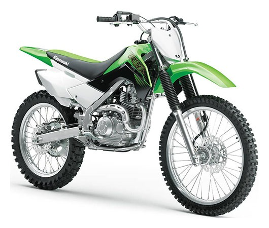 2020 Kawasaki KLX 140G in San Jose, California - Photo 3