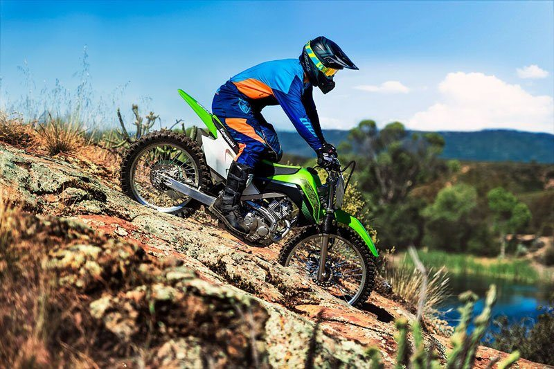 2020 Kawasaki KLX 140G in Orange, California - Photo 4