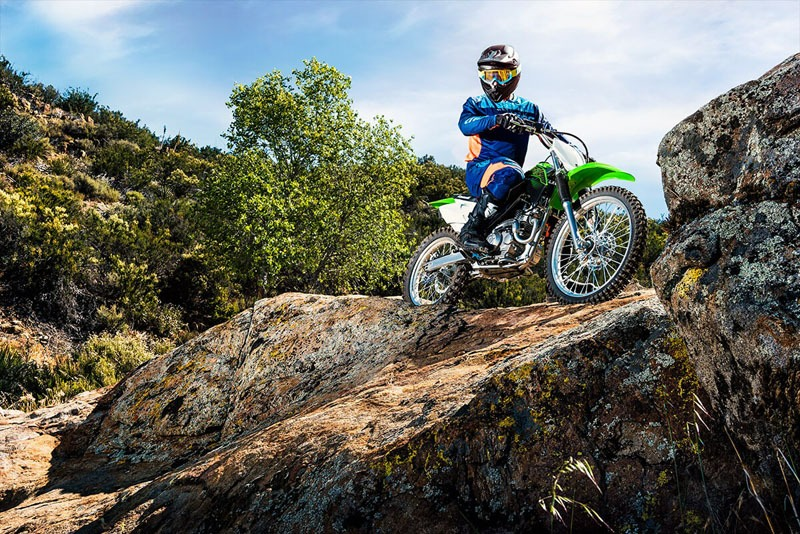 2020 Kawasaki KLX 140G in Fairview, Utah - Photo 5