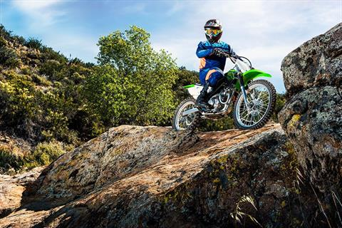 2020 Kawasaki KLX 140G in Hollister, California - Photo 5