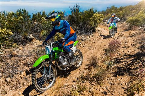 2020 Kawasaki KLX 140G in Hollister, California - Photo 6