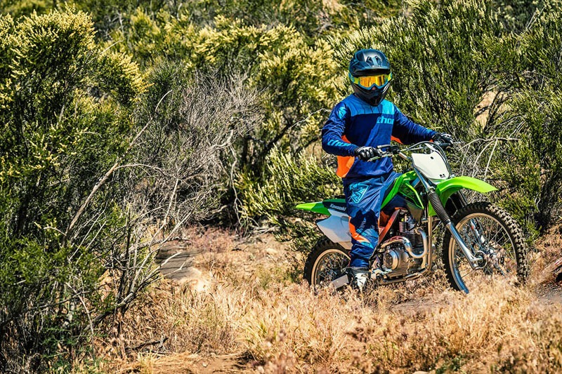 2020 Kawasaki KLX 140G in Conroe, Texas - Photo 7