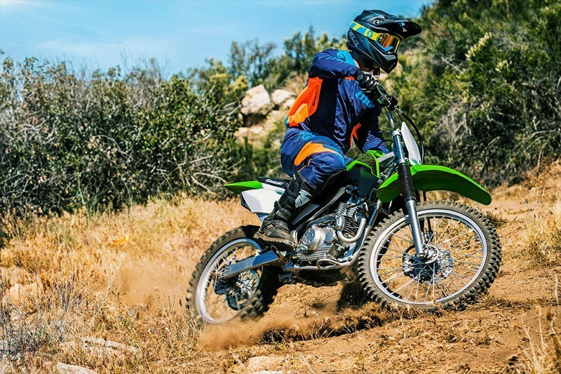 2020 Kawasaki KLX 140G in Hollister, California - Photo 8
