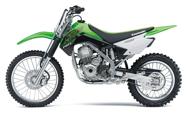 2020 Kawasaki KLX 140L in Sacramento, California - Photo 2
