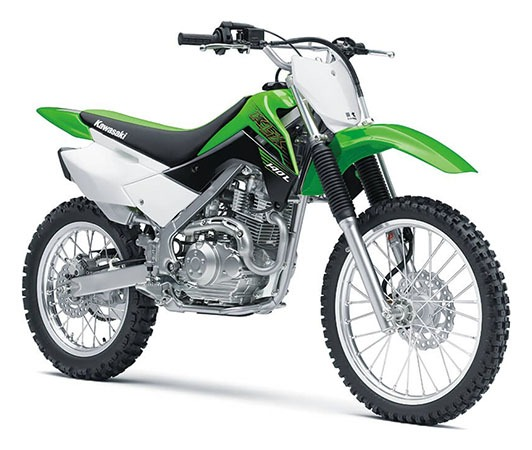 2020 Kawasaki KLX 140L in Amarillo, Texas - Photo 3