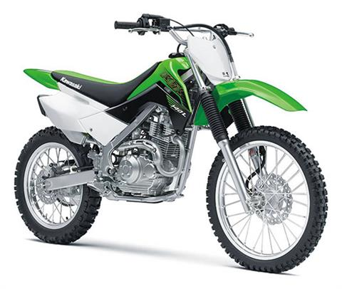 2020 Kawasaki KLX 140L in Springfield, Ohio - Photo 3